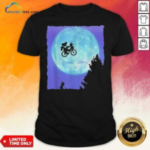 Bear Cycling The Moon Grateful Dead Shirt - Design By Weathertees.com