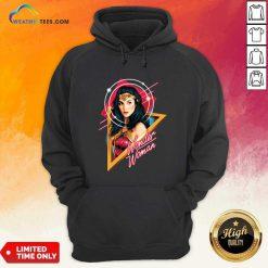Gal Gadot Wonder Woman Signature Hoodie - Design By Weathertees.com