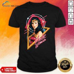 Gal Gadot Wonder Woman Signature Shirt - Design By Weathertees.com