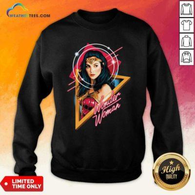 Gal Gadot Wonder Woman Signature Sweatshirt - Design By Weathertees.com