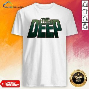 The Deep Logo Shirt - Design By Weathertees.com