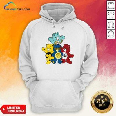 Hip Hop Hooray Bears Hoodie - Design By Weathertees.com