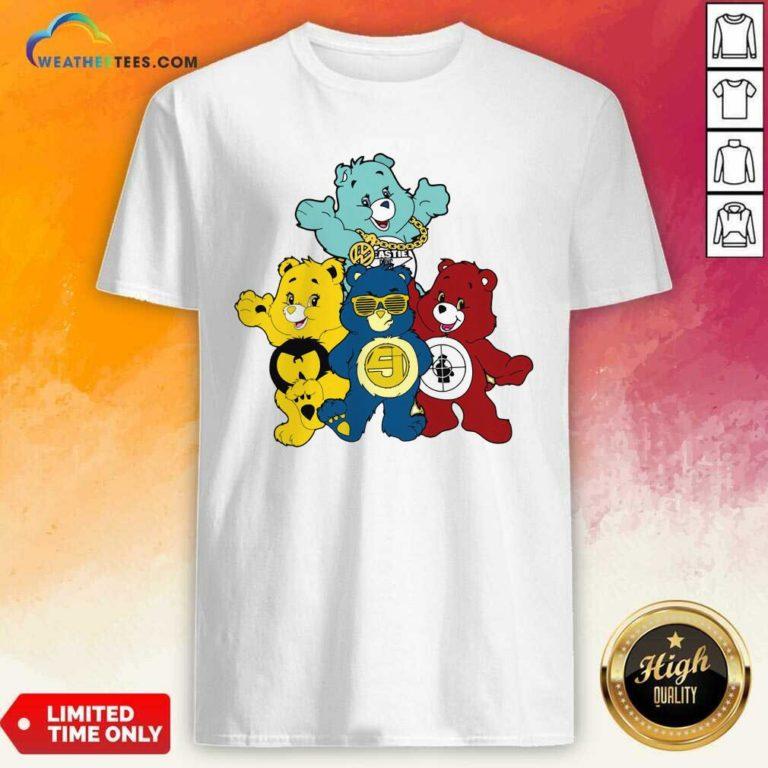 Hip Hop Hooray Bears Shirt - Design By Weathertees.com