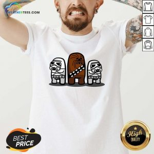 Imposter Troopers Among Us ShirtCute Imposter Troopers Among Us V-neck - Design By Weathertees.com