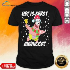 Het Is Kerst Auwhoor Merry Christmas 2020 Shirt - Design By Weathertees.com