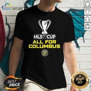 All For Columbus Crew MLS Cup Champion 2020 V-neck - Design By Weathertees.com
