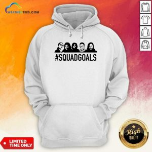 SQUAD GOALS Supreme Court Justices RBG Hoodie - Design By Weathertees.com
