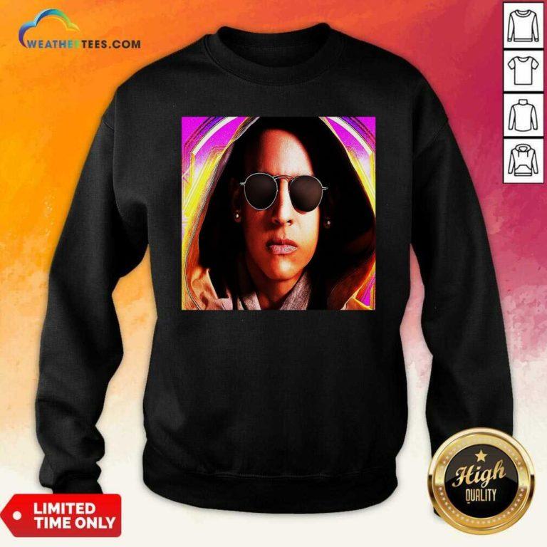 Women Girl Papa Yankee Sweatshirt - Design By Weathertees.com