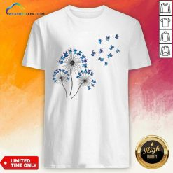Baby Stitch Dandelion Shirt - Design By Weathertees.com