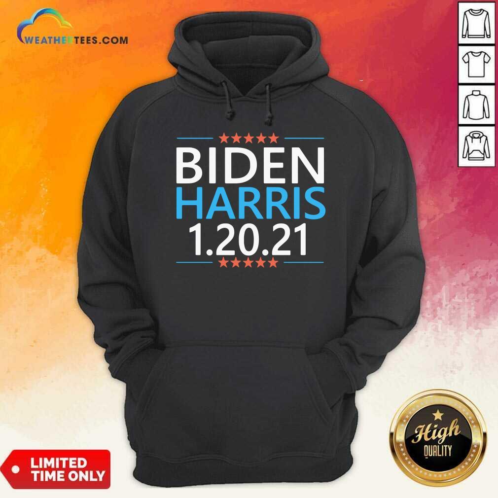 Biden Harris President Inauguration Day 2021 Hoodie - Design By Weathertees.com
