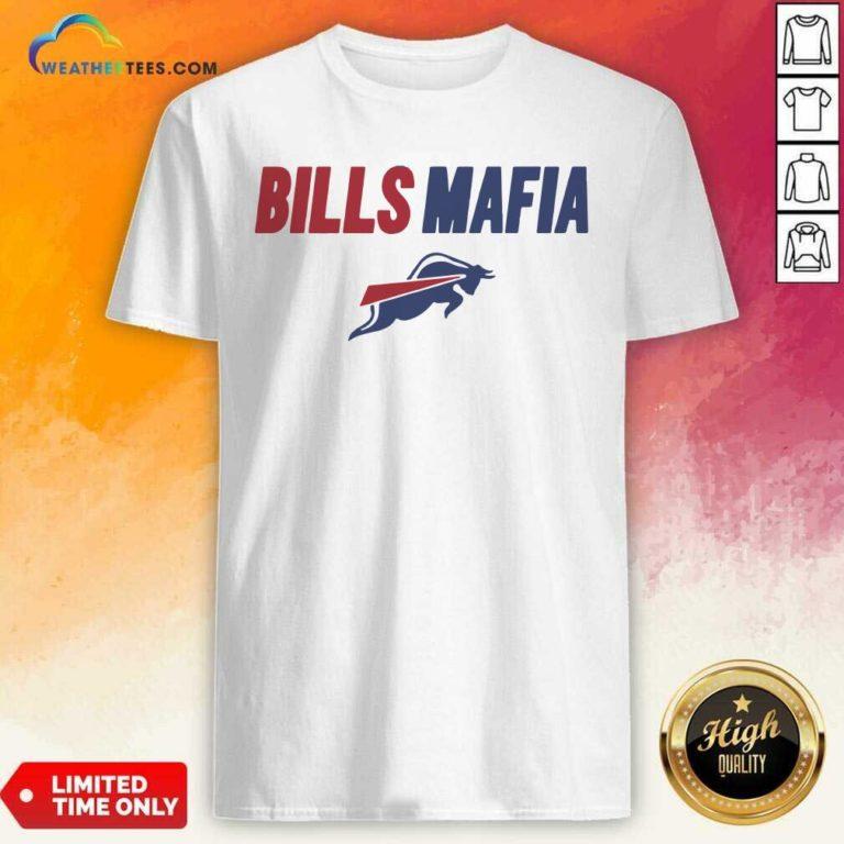 Bills Mafia Buffalo New York Football Fans Shirt - Design By Weathertees.com