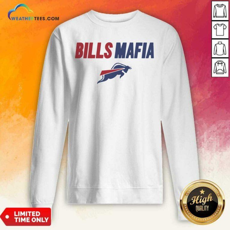 Bills Mafia Buffalo New York Football Fans Sweatshirt - Design By Weathertees.com