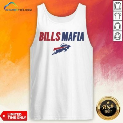 Bills Mafia Buffalo New York Football Fans Tank Top - Design By Weathertees.com