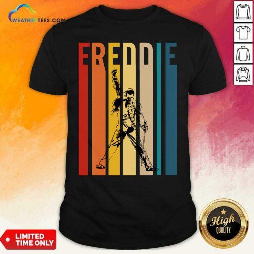 Freddie Mercury Vintage Shirt - Design By Weathertees.com