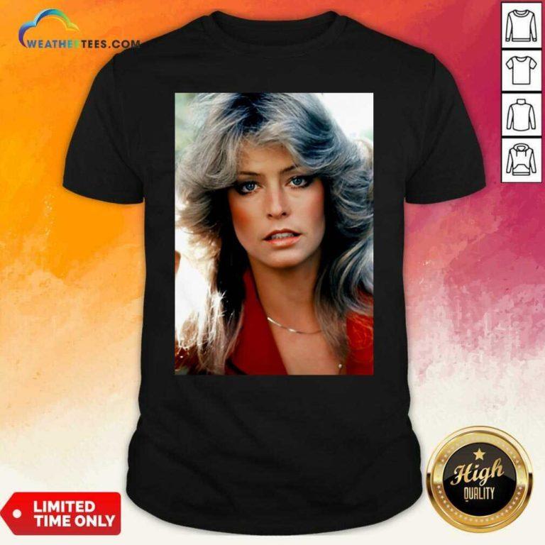 Orlando Brown Farrah Fawcett Shirt - Design By Weathertees.com