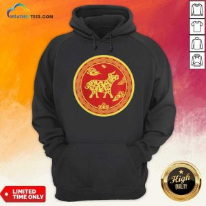 Year Of The Ox 2021 Happy New Year Hoodie - Design By Weathertees.com