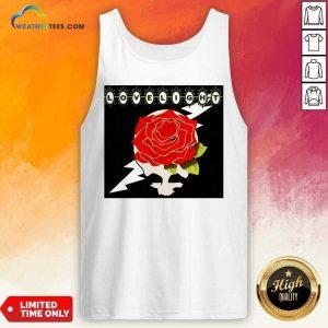 Lovelight Rose Tank Top - Design By Weathertees.com