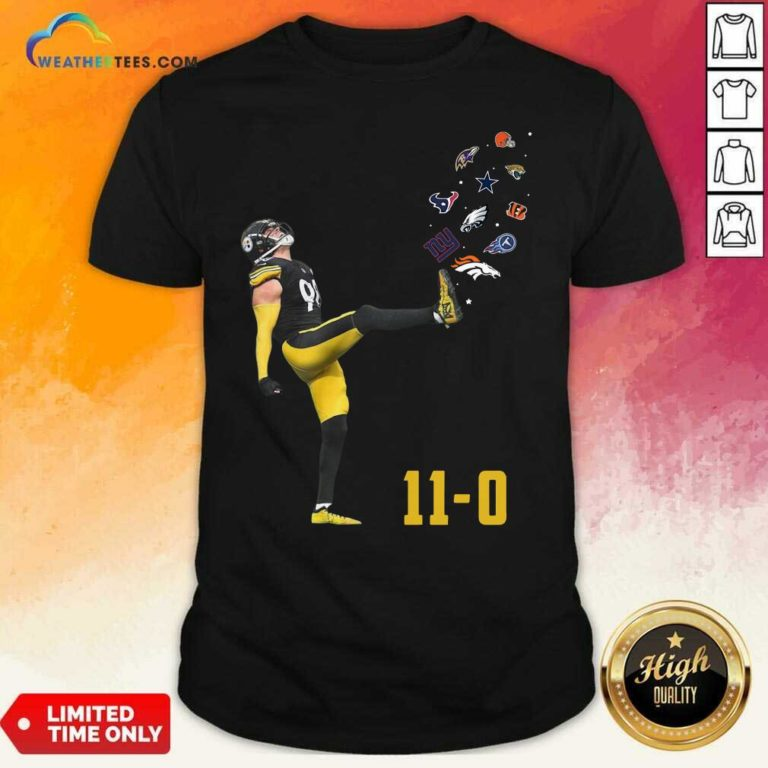 Pittsburgh Steelers Vince Williams 11 0 New York Giants Dallas Cows Boys Shirt - Design By Weathertees.com