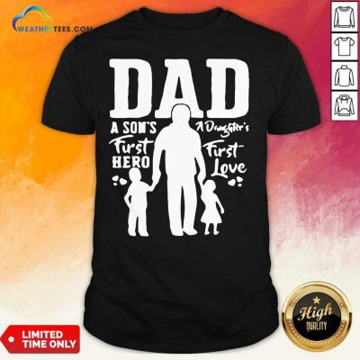 Proud Dad Of Twins Shirt - Design By Weathertees.com