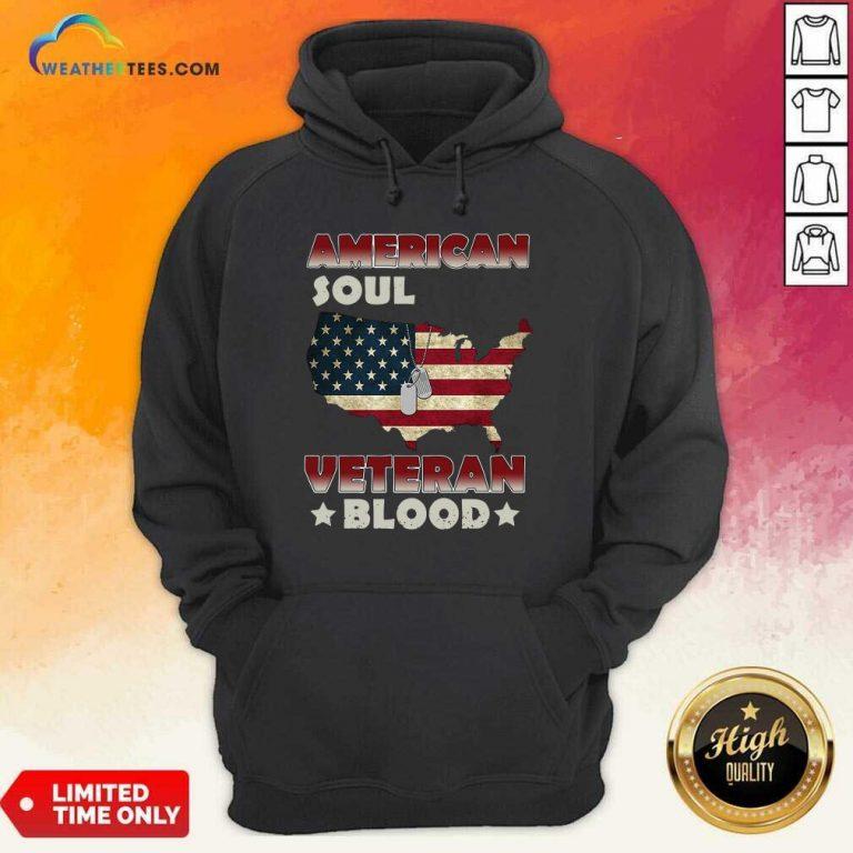 Baltimore Ravens Logo And American Flag Drop 2021 Hoodie - Design By Weathertees.com