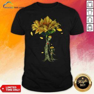 Mother Daughter Sunflower Shirt - Design By Weathertees.com