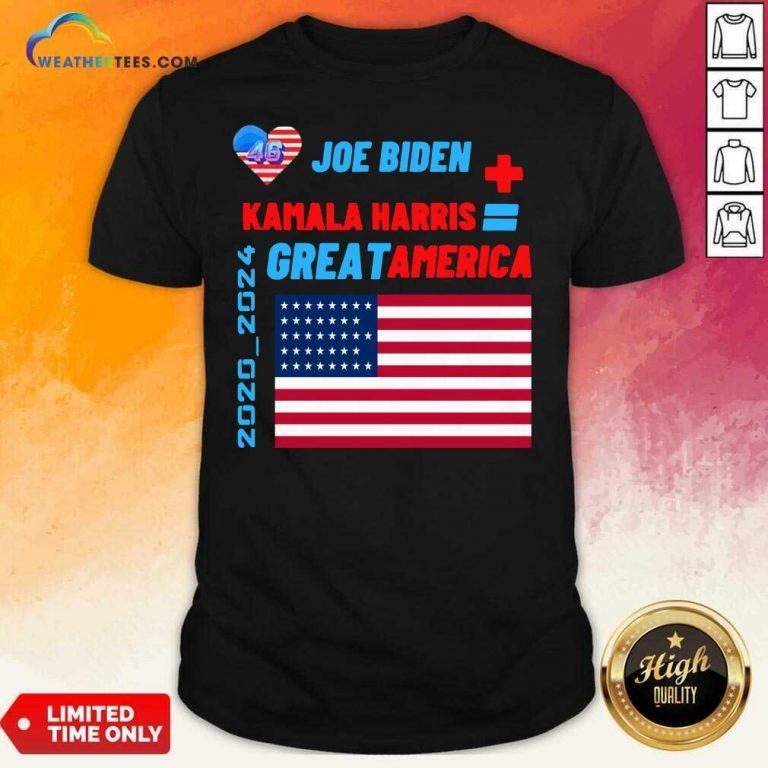 Joe Biden Kamala Harris 2021-46 President Iam Speaking Us 2021 Shirt - Design By Weathertees.com