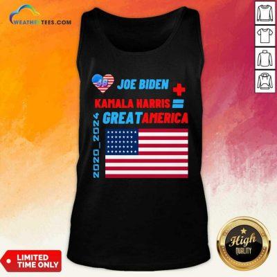 Joe Biden Kamala Harris 2021-46 President Iam Speaking Us 2021 Tank Top - Design By Weathertees.com