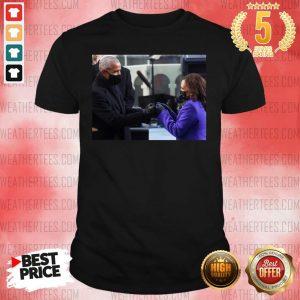 Barack Obama And Kamala Harris Shirt - Design By Weathertees.com