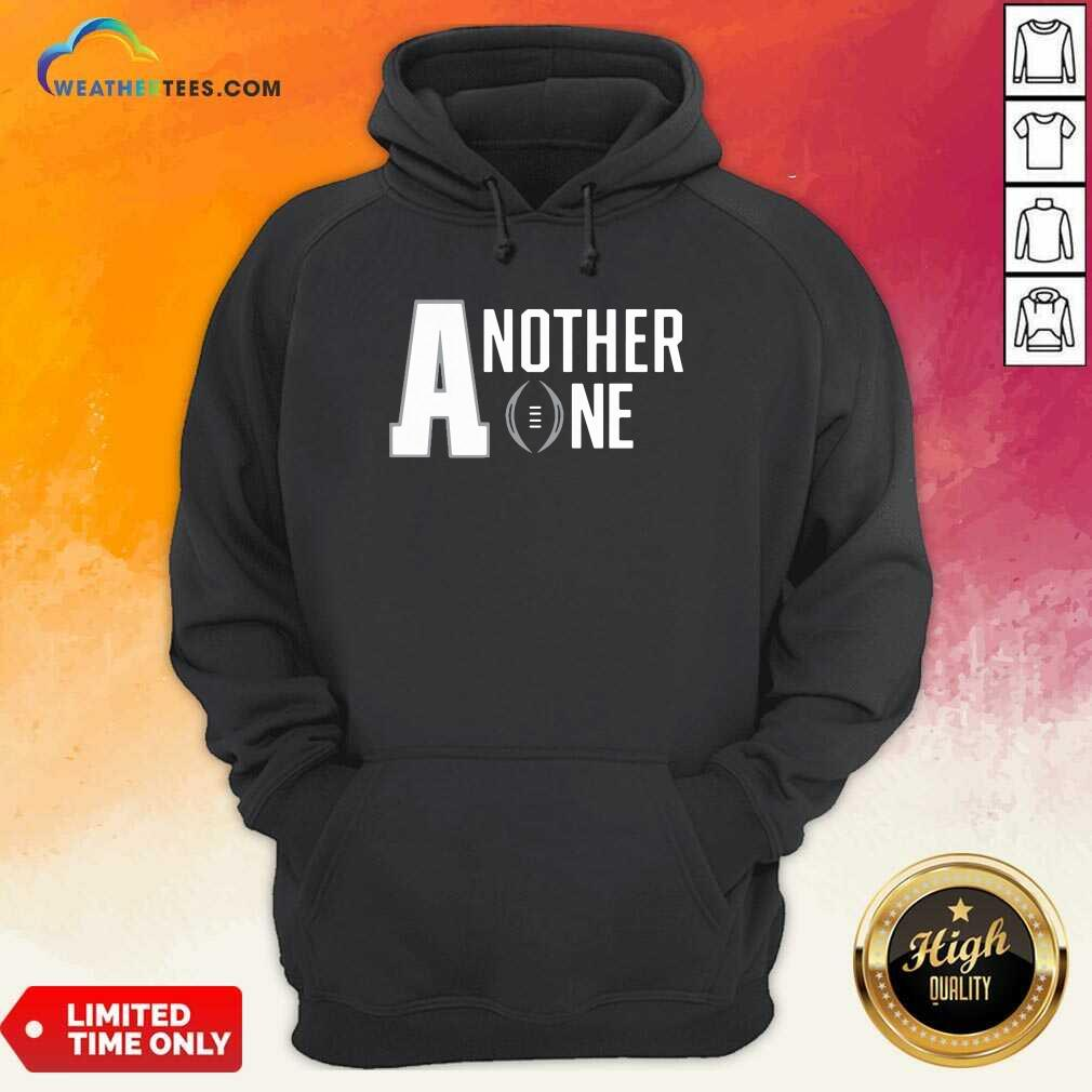 Alabama Another One Hoodie - Design By Weathertees.com