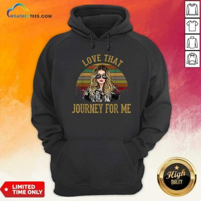 Alexis Rose Love That Journey For Me Vintage Hoodie - Design By Weathertees.com
