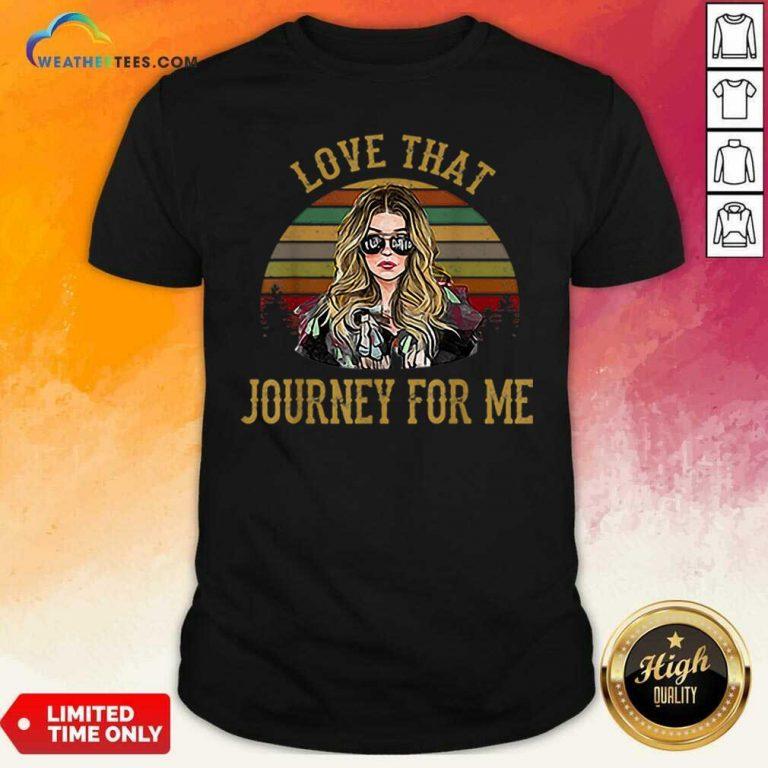 Alexis Rose Love That Journey For Me Vintage Shirt - Design By Weathertees.com