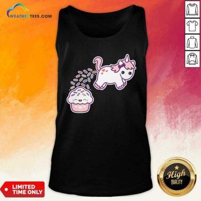 Sprinkle Poo Tank Top - Design By Weathertees.com