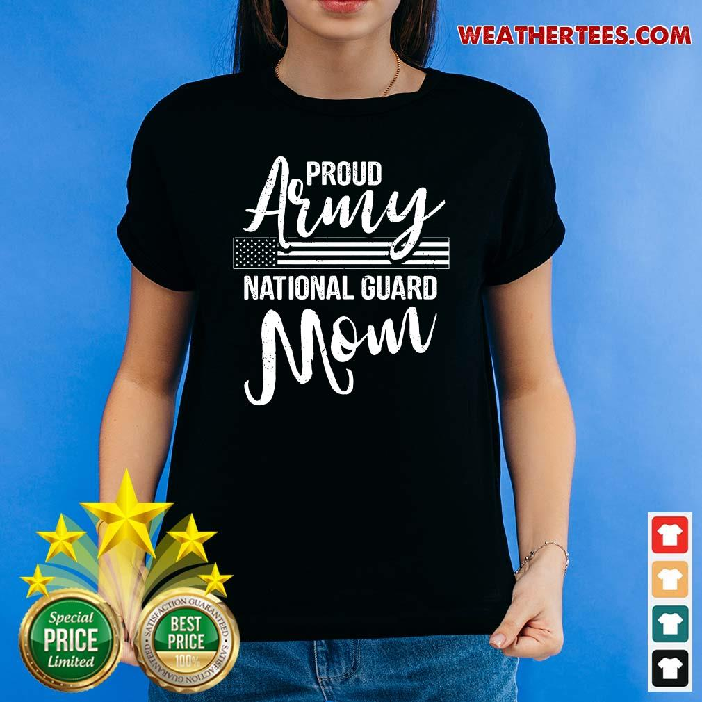 Awesome Military Mom Army Gifts 19 Ladies-tee - Design by Weathertee.com