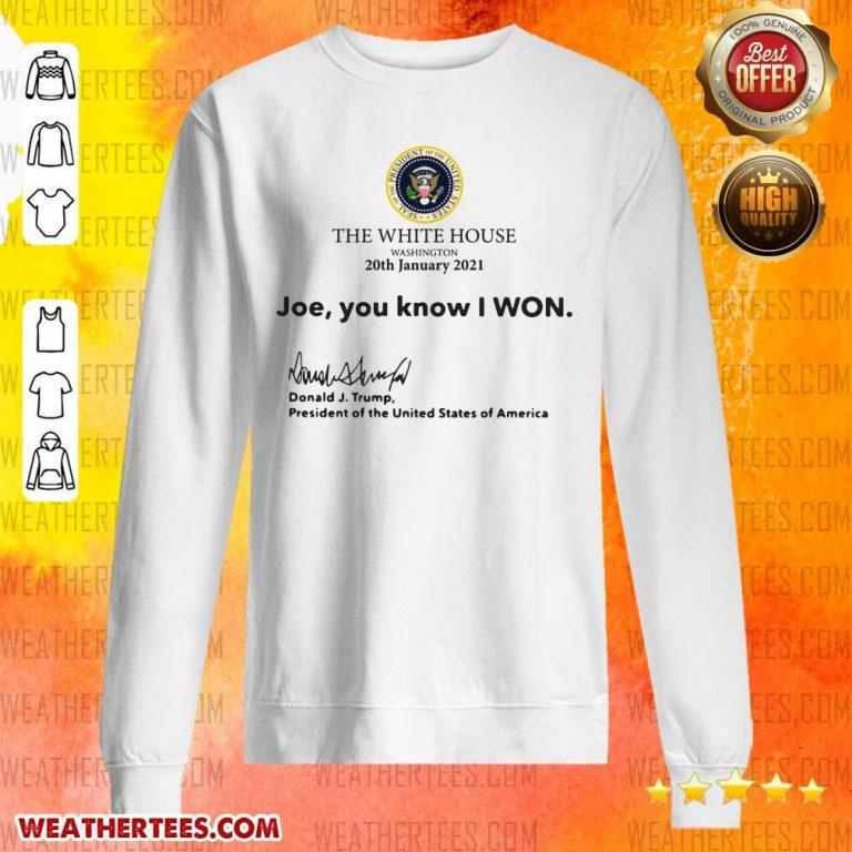 Cute 12 White House America Sweater - Design by Weathertee.com
