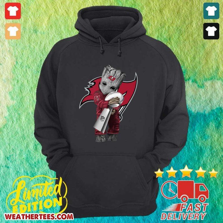 Cute 4 NFL Cup Tampa Bay Hoodie - Design by Weathertee.com