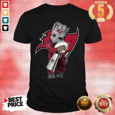 Cute 4 NFL Cup Tampa Bay Shirt - Design by Weathertee.com