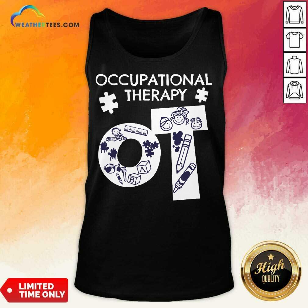 Enthusiastic Occupational Therapy 5 Tank Top