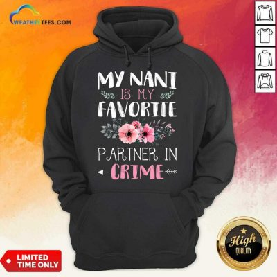 Excited My Nani Is My Favorite 456 Hoodie