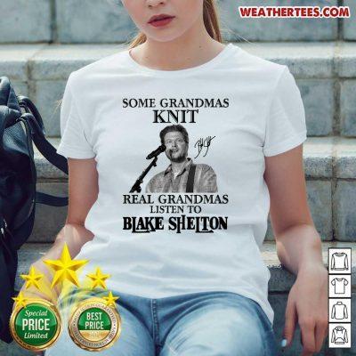 Great 1 Listen To Blake Shelton Ladies-tee - Design by Weathertee.com