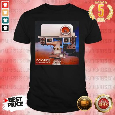 Nice Mars 2020 Rover Mission Shirt - Design by Weathertee.com