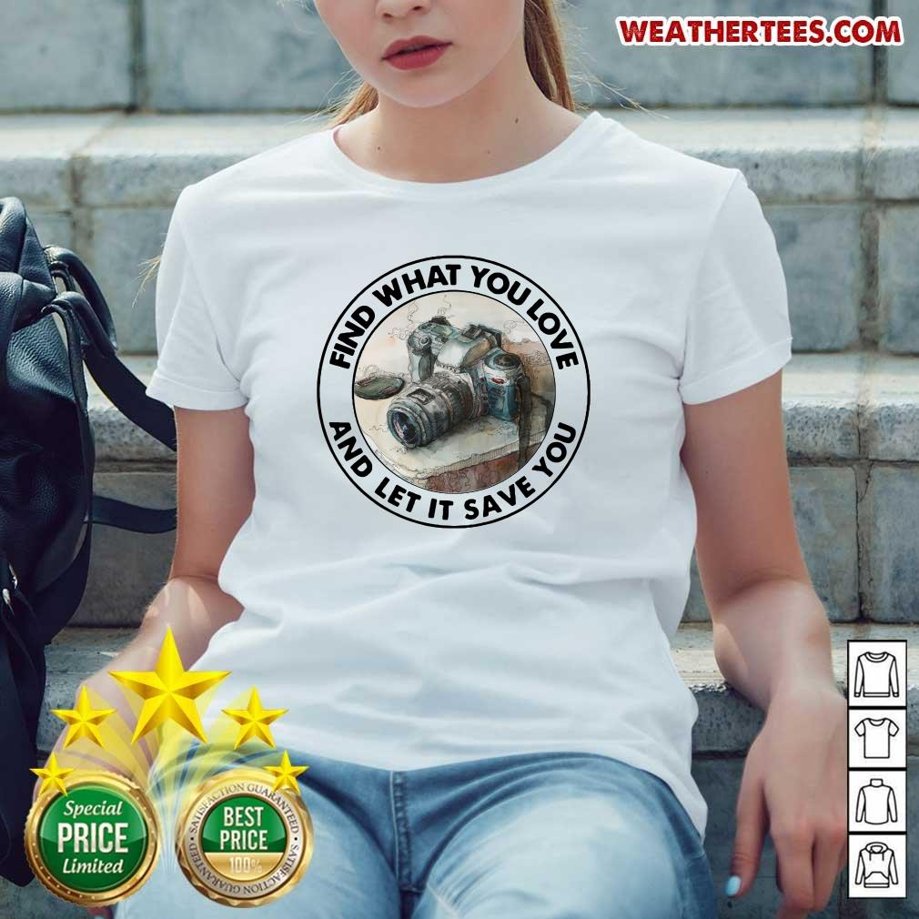 Nice Photography Find 11 You Love Ladies-tee - Design by Weathertee.com