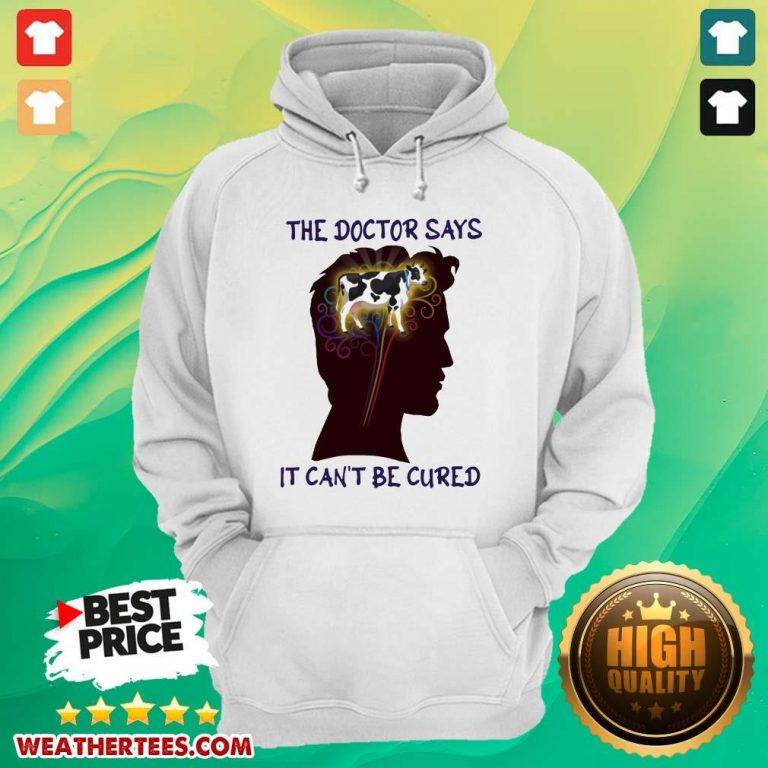 Nice Says It Cant Be 12 Cured Hoodie - Design by Weathertee.com