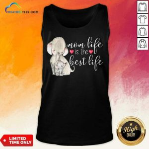 Overjoyed Mom Life Is The Best 789 Tank Top