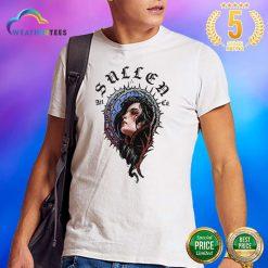 Pretty 16 Girl Sullen Art Co Shirt - Design by Weathertee.com