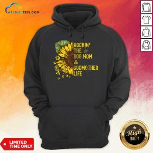 Relaxed Rockin Godmother Life 56 Hoodie