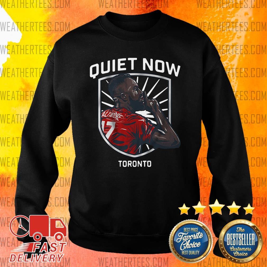 Sad Jozy Altidore Toronto 2021 Sweater - Design by Weathertee.com
