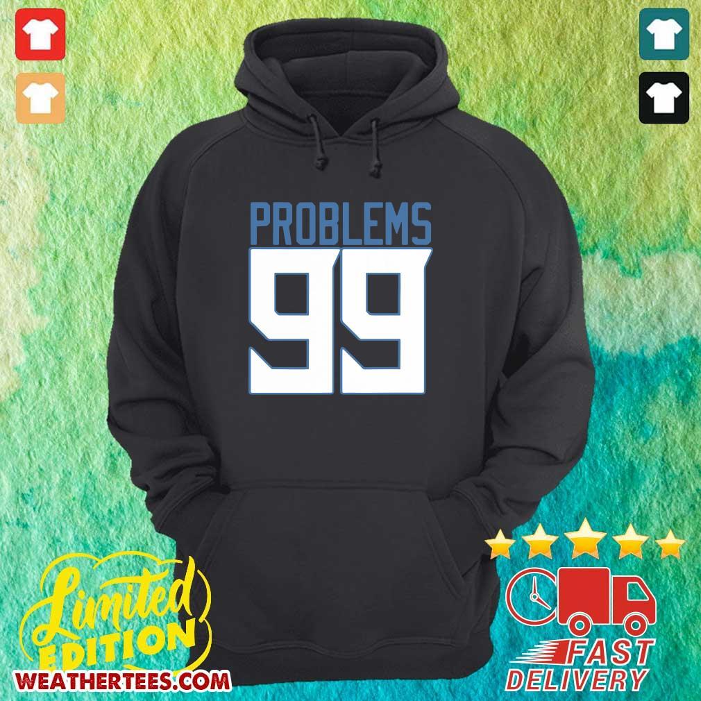 Surprised Tennessee 99 Problems Hoodie - Design by Weathertee.com