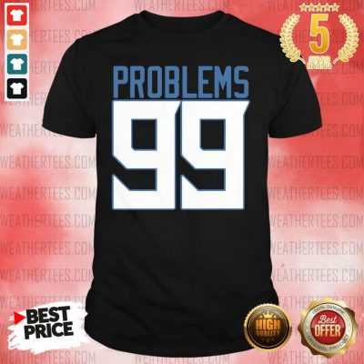 Surprised Tennessee 99 Problems Shirt - Design by Weathertee.com