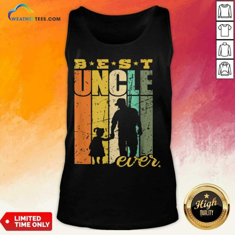 Warm Best Ever Uncle And Niece 101 Tank Top