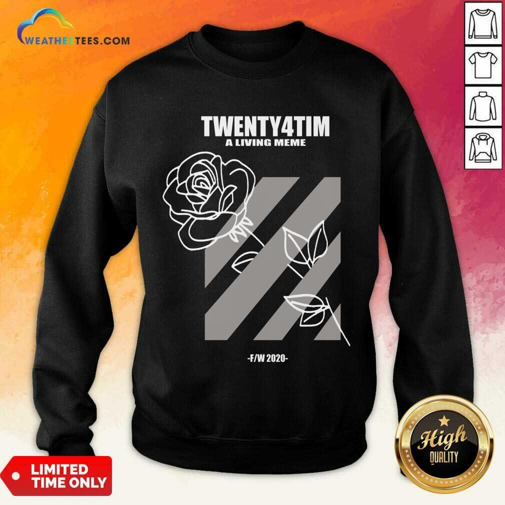 Wonderful Twenty4tim Rose Great Sweatshirt
